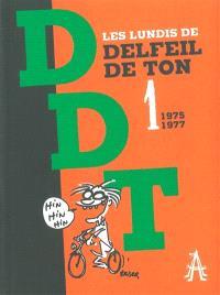 Les lundis de Delfeil de Ton. Volume 1, 1975-1977