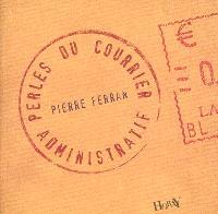 Perles du courrier administratif