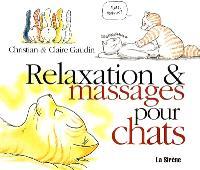 Relaxation et massages pour chats
