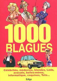 1.000 blagues