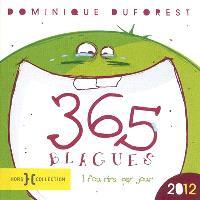365 blagues 2012 : 1 fou rire par jour