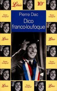 Dico franco-loufoque