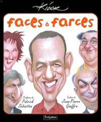 Faces à farces