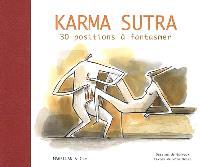 Karma sutra : 30 positions à fantasmer