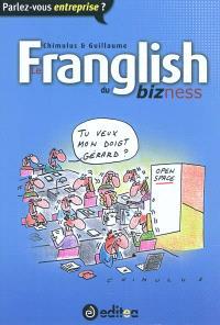 Le franglish du bizness