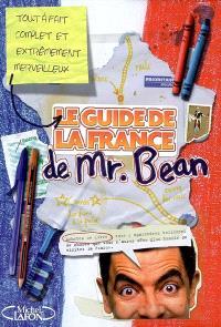 Le guide de la France de Mr Bean