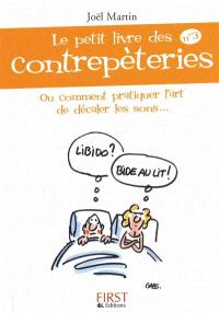 Le petit livre des contrepèteries. Volume 3