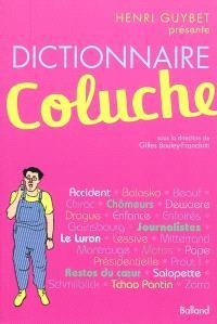 Dictionnaire Coluche