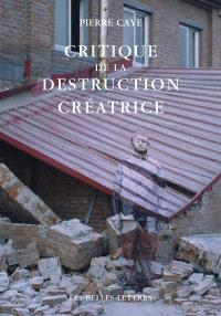 Critique de la destruction créatrice : production et humanisme
