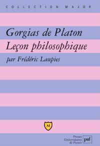 Gorgias de Platon : leçon philosophique