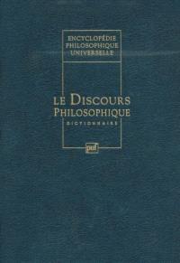 Le discours philosophique. Volume 4