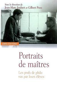 Portraits de maîtres : les profs de philo vus par leurs élèves