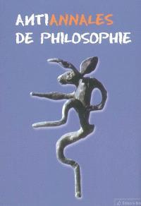 Antiannales de philosophie : 22 sujets du bac libremement illustrés par des dessinateurs, écrivains et philosophes