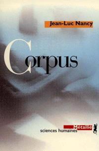Corpus; Suivi de De l'âme