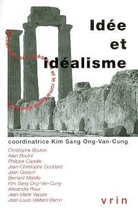 Idée et idéalisme