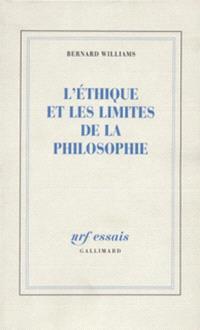 L'Ethique et les limites de la philosophie