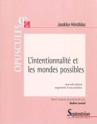 L'intentionnalité et les mondes possibles