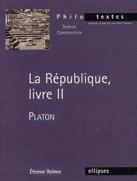La République, livre II, Platon