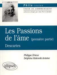 Les passions de l'âme, Descartes