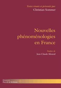 Nouvelles phénoménologies en France : actes des journées d'étude autour de Hans-Dieter Gondek et Laszlo Tengelyi = Neue Phänomenologie in Frankreich