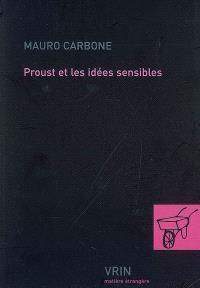 Proust et les idées sensibles