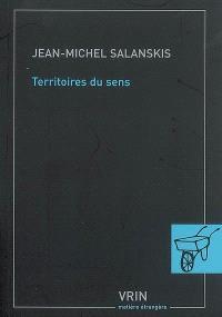 Territoires du sens : essais d'ethanalyse