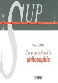 Une introduction à la philosophie