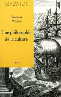 Une philosophie de la culture : d'un point de vue pragmatiste