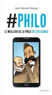 #philo : le meilleur de la philo en 140 signes