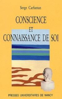 Conscience et connaissance de soi