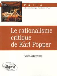 Le rationalisme critique de Karl Popper