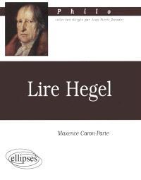 Lire Hegel