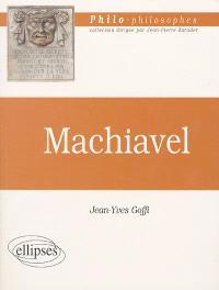 Machiavel (1469-1527)
