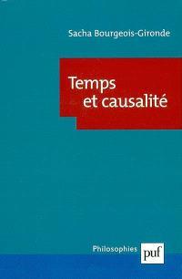 Temps et causalité