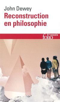 Reconstruction en philosophie