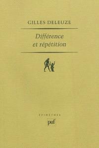 Différence et répétition
