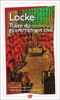 Traité du gouvernement civil