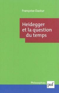 Heidegger et la question du temps