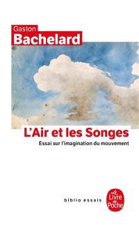 L'air et les songes : essai sur l'imagination du mouvement
