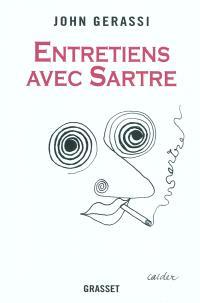 Entretiens avec Sartre