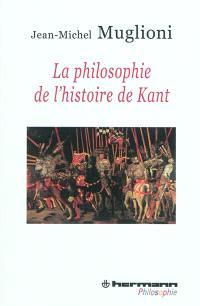 La philosophie de l'histoire de Kant : la réponse de Kant à la question : qu'est-ce que l'homme ?