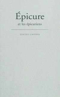 Epicure et les épicuriens