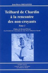 Le phénomène humain selon Teilhard de Chardin, contraction de textes-commentaires. Volume 1, Le phénomène humain : contraction de texte et commentaires