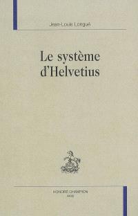 Le système d'Helvetius