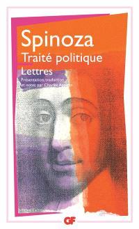Oeuvres. Volume 4, Traité politique; Lettres