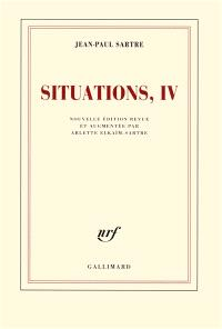 Situations. Volume 4, Avril 1950-avril 1953