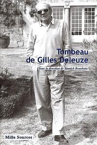 Tombeau de Gilles Deleuze