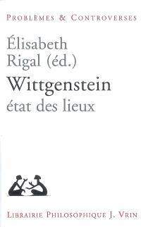 Wittgenstein, état des lieux