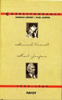 Correspondance : 1926-1969