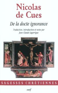 De la docte ignorance